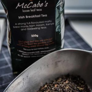 Loose leaf Irish Breakfast Tea